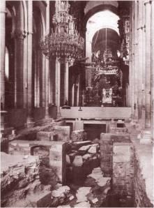 Excavaciones catedral