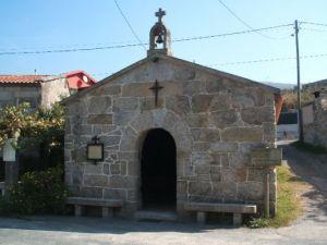 Vilaboa capilla de Santa Marta