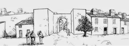 Porta do Camiño